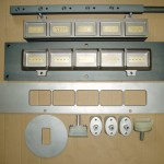 CHEMCO HPD die-set with NIFLON coating and accessories