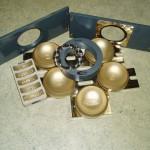 Form für SAS-CONDOR seifenpresse inkl. Ersatzauswerfer