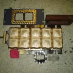 Form für SAS-CONDOR seifenpresse
