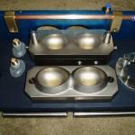 die-set with NIFLON coating