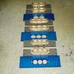 Seifenform für Automaten presse